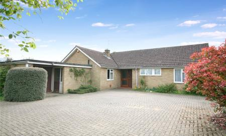 Photo of 3 bedroom Bungalow for sale in Shaw Green Lane Prestbury Cheltenham GL52