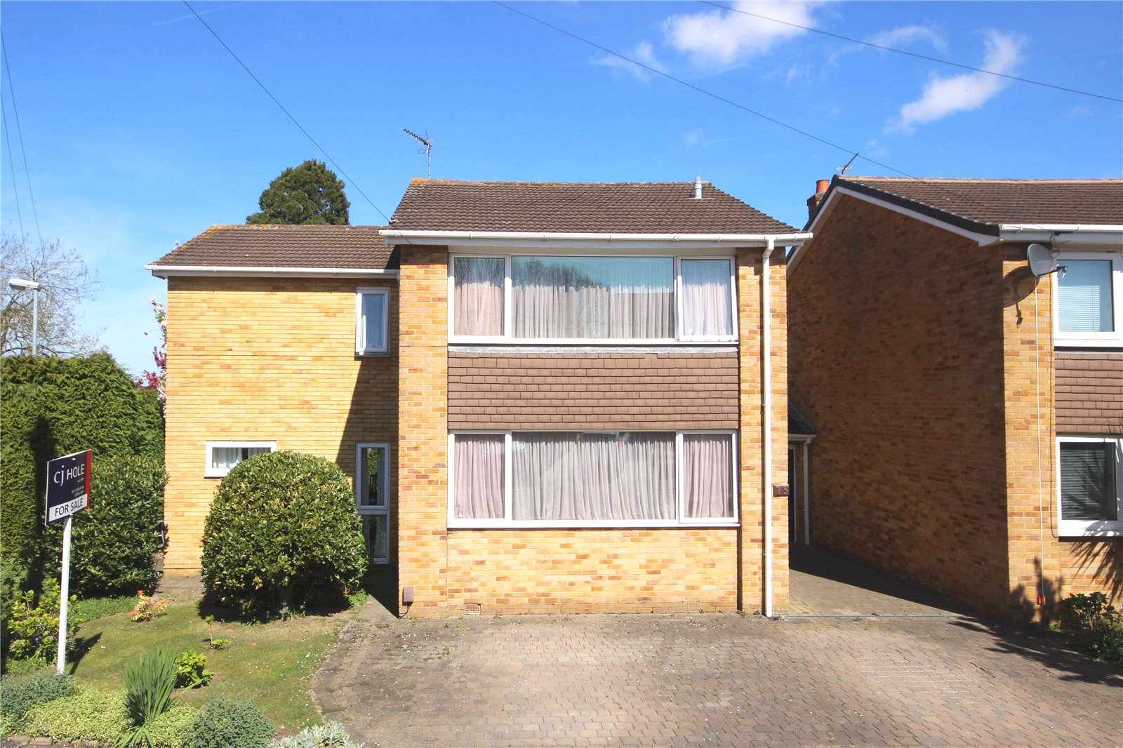 4 Bedrooms Detached House for sale in Charlton Mead Drive Brentry Bristol BS10