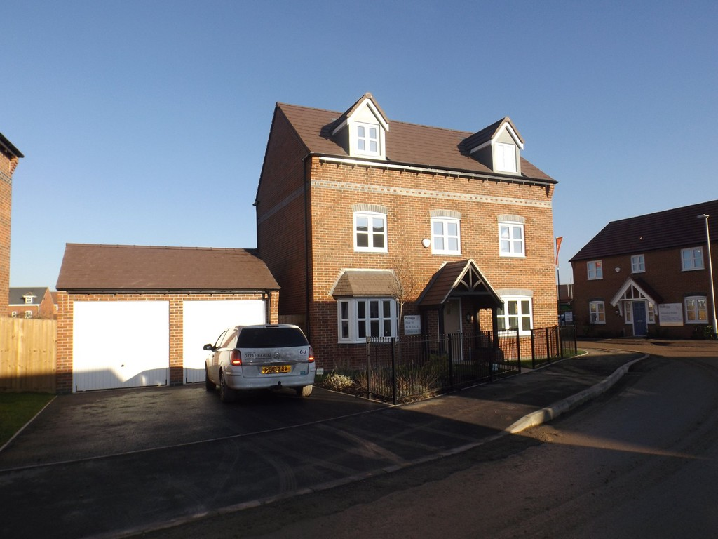 5 Bedrooms Detached House for sale in Pasture Lane, Ruddington NG11
