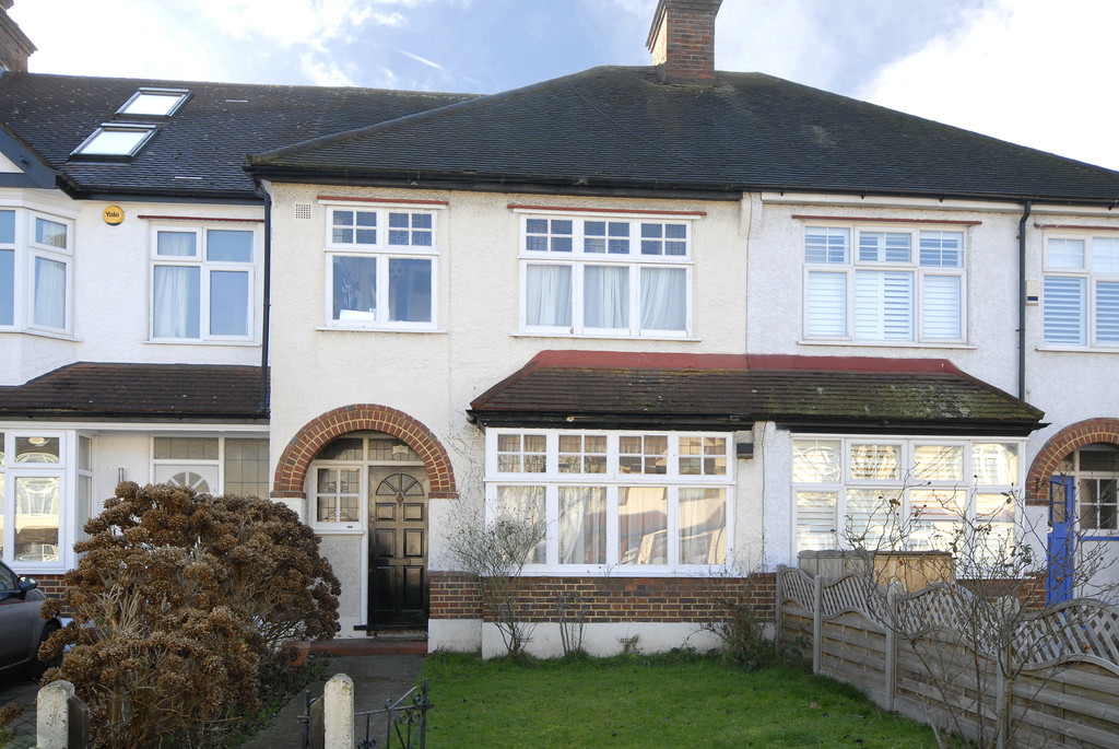 3 Bedrooms Terraced House for sale in Abbots Way, Beckenham BR3