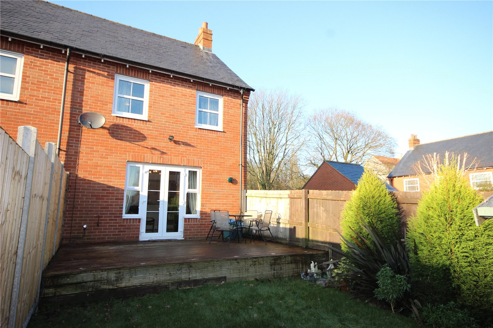 Cj hole bradley stoke 3 bedroom house to rent in hickory for Hickory lane