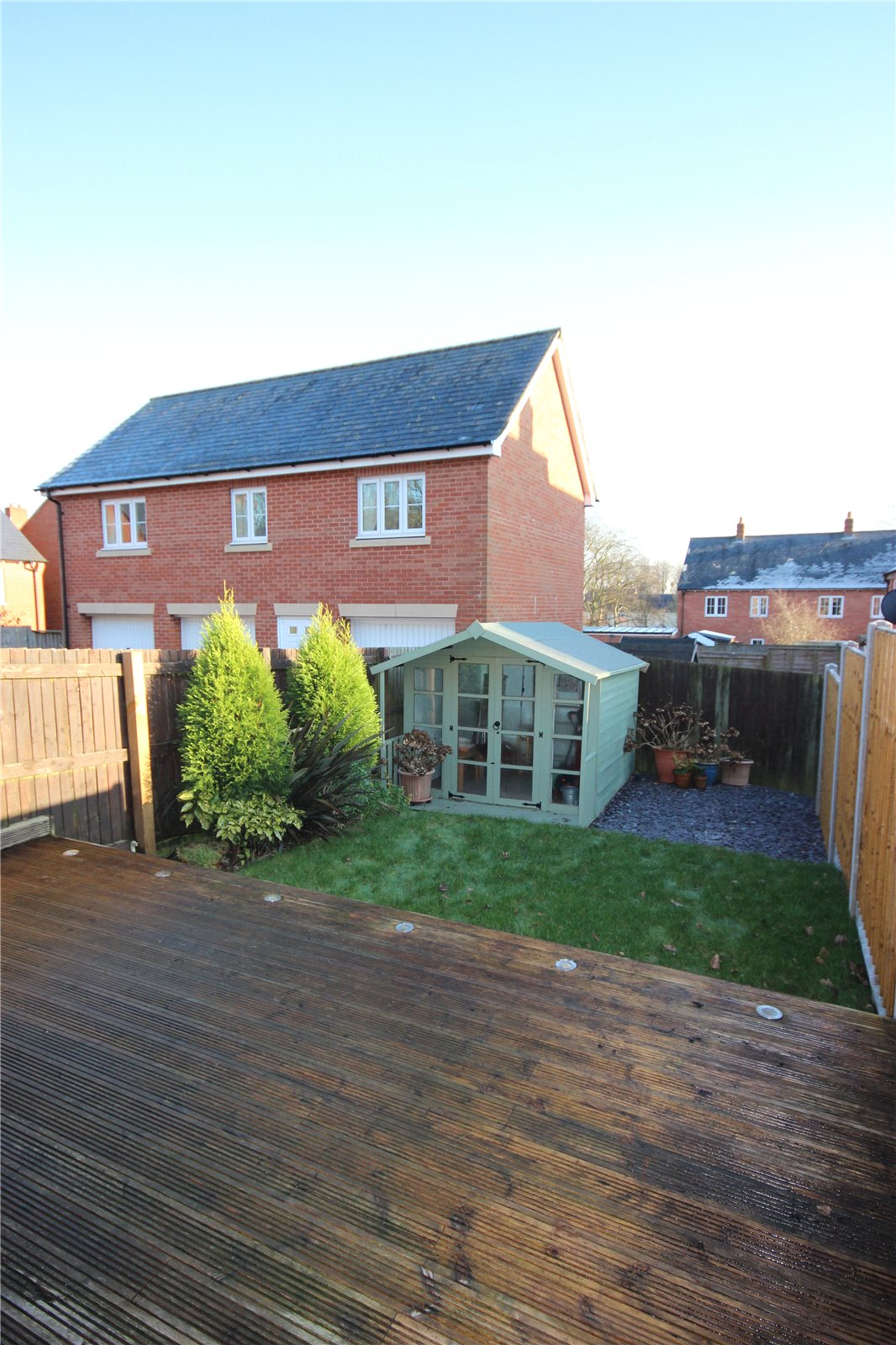 Cj Hole Bradley Stoke 3 Bedroom House To Rent In Hickory