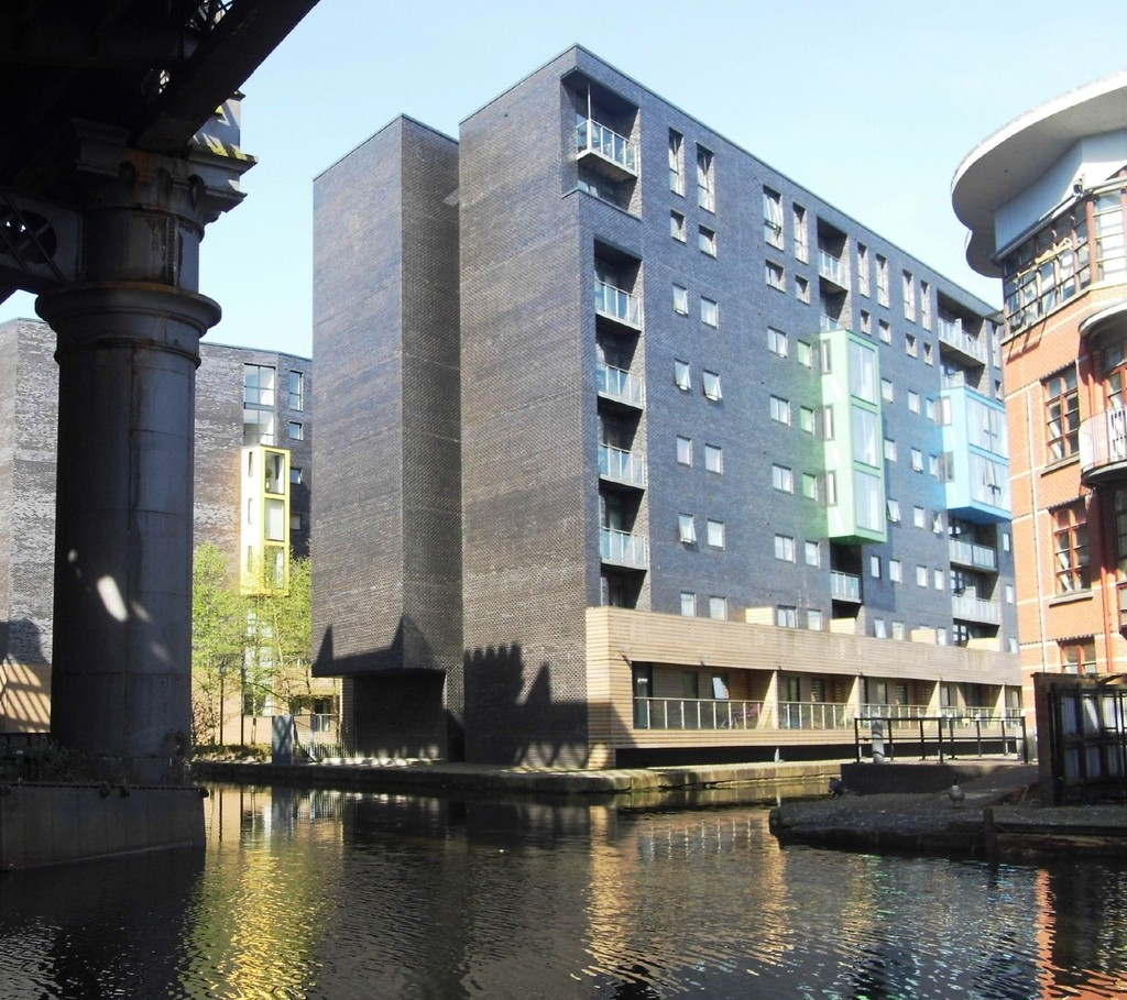 1 Bedroom Apartment Flat for sale in Potato Wharf, Castlefield, Manchester, M3 M3