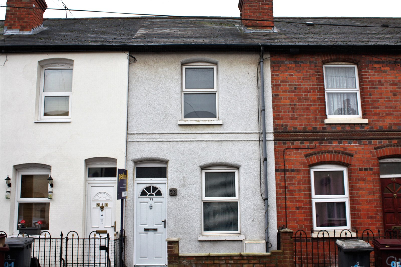Parkers reading 2 bedroom house to rent in waldeck street - 1 bedroom house to rent in reading ...