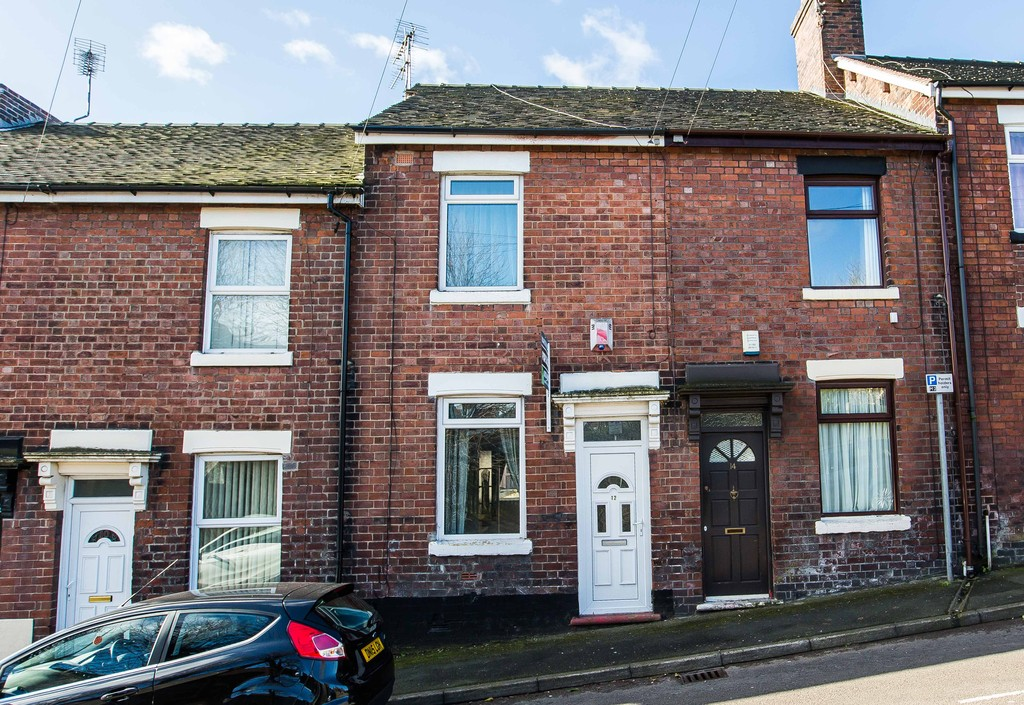 2 Bedrooms Terraced House for sale in Meir View, Meir, Stoke-on-Trent ST3