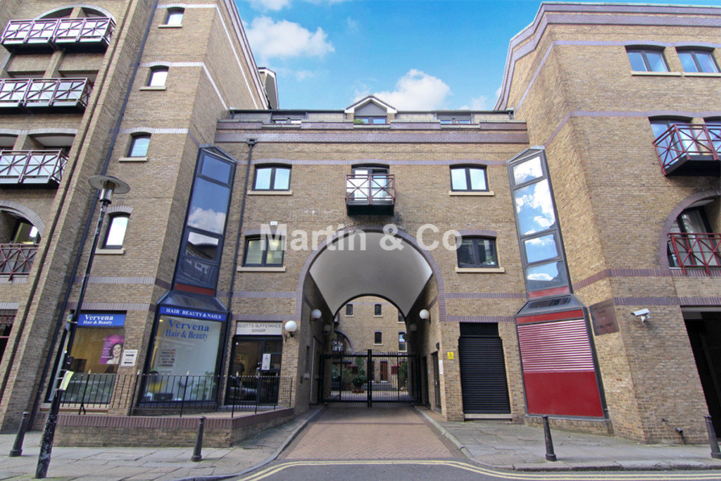 2 Bedrooms Apartment Flat for sale in Scotts Sufferance Wharf, Mill Street SE1