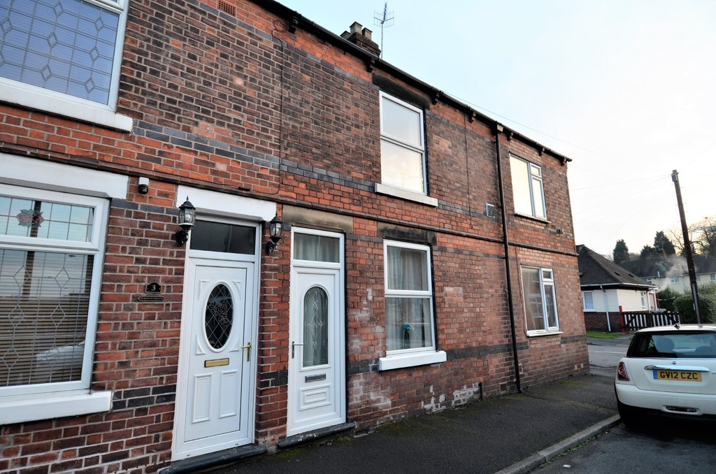 2 Bedrooms Terraced House for sale in Warner Street, Hasland, Chesterfield S41