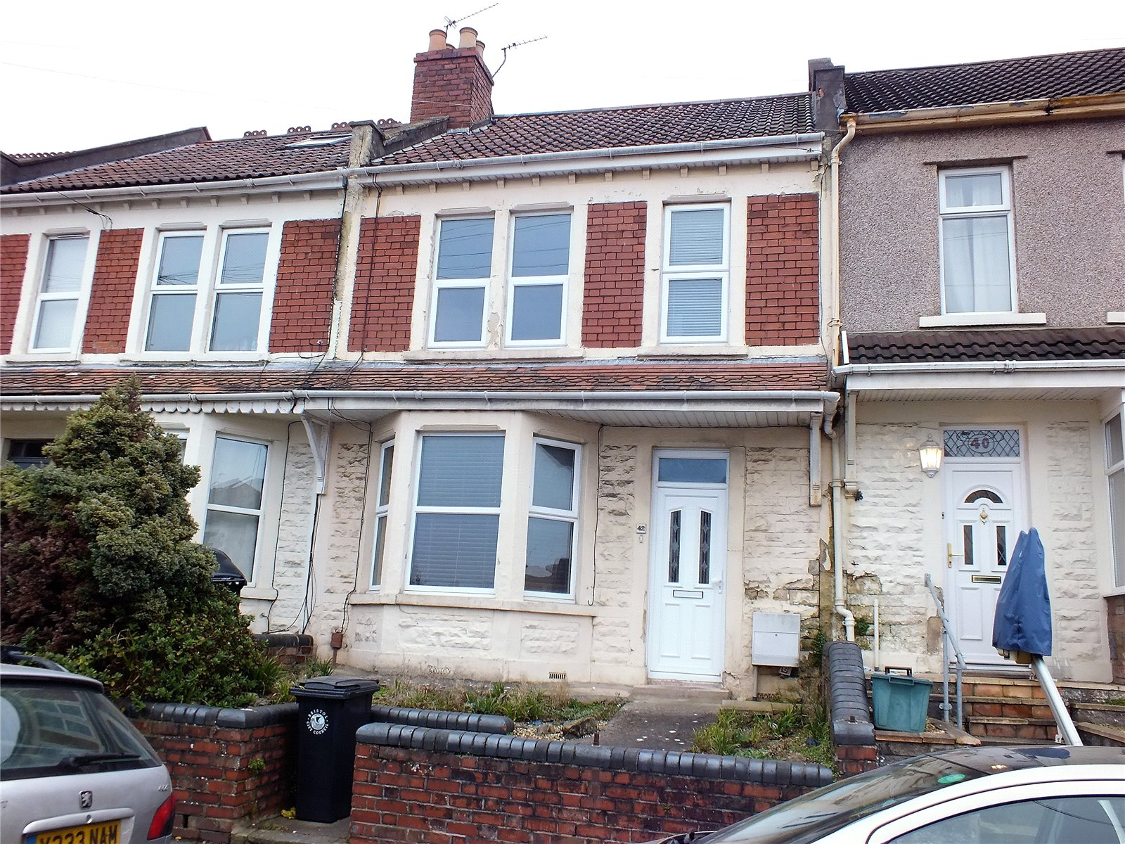 3 Bedrooms Terraced House for sale in Sandringham Road Brislington Bristol BS4