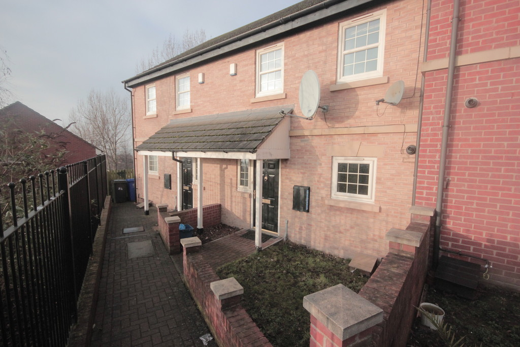 3 Bedrooms Terraced House for sale in Holywell Heights, Sheffield S4