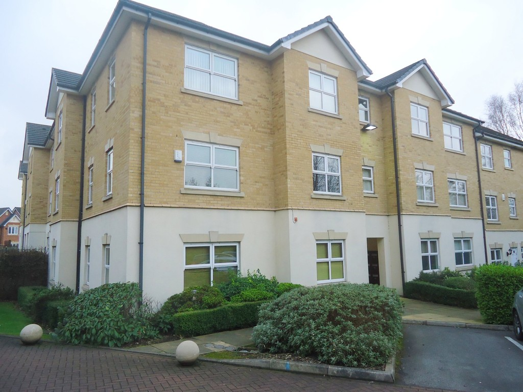 2 Bedrooms Apartment Flat for sale in Hampstead Drive, Whitefield, M45 M45