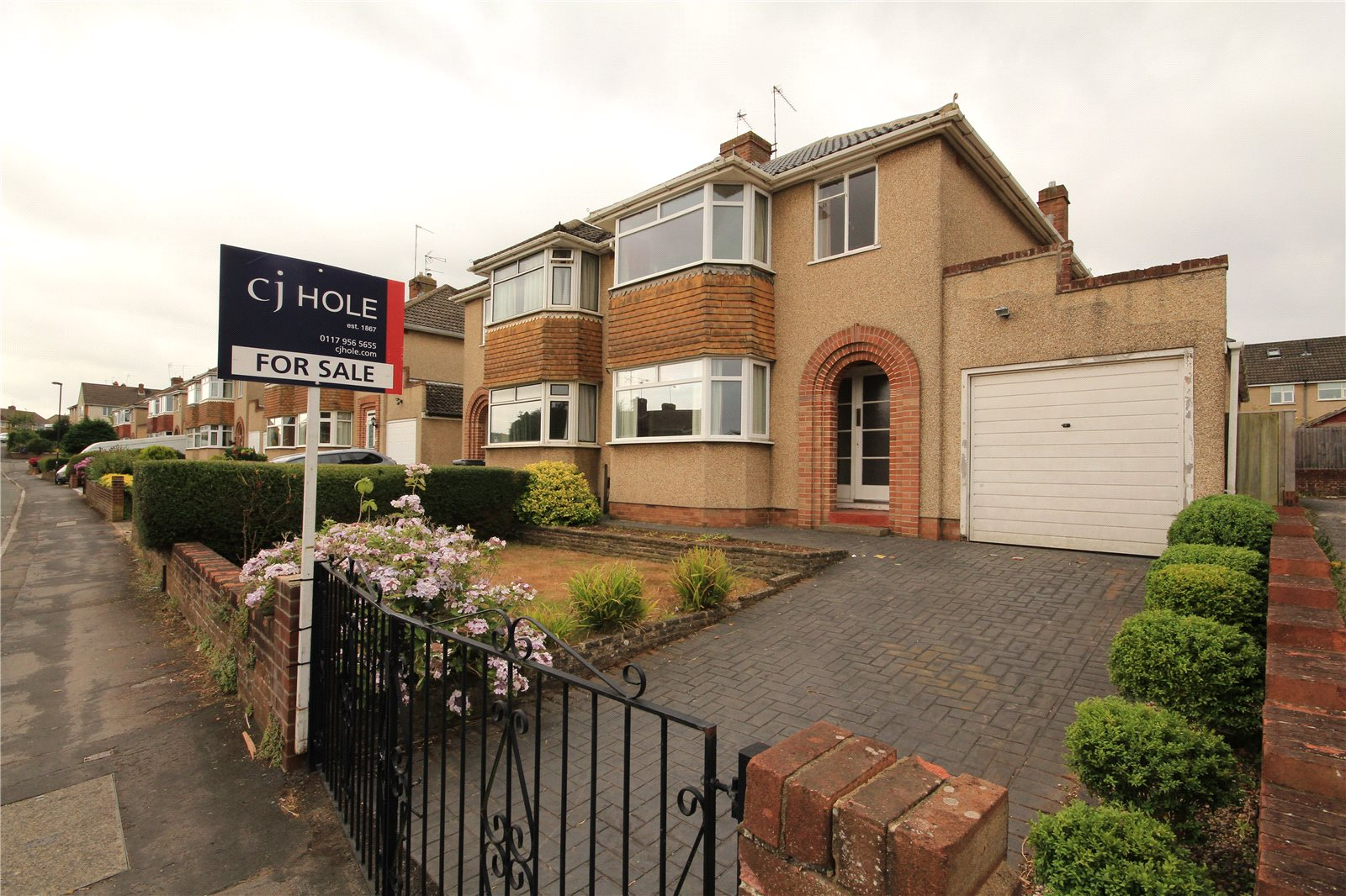 Cj Hole Downend 3 Bedroom House For Sale In Westbourne