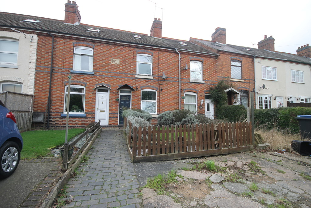 3 Bedrooms Terraced House for sale in Bank Terrace, Barwell LE9