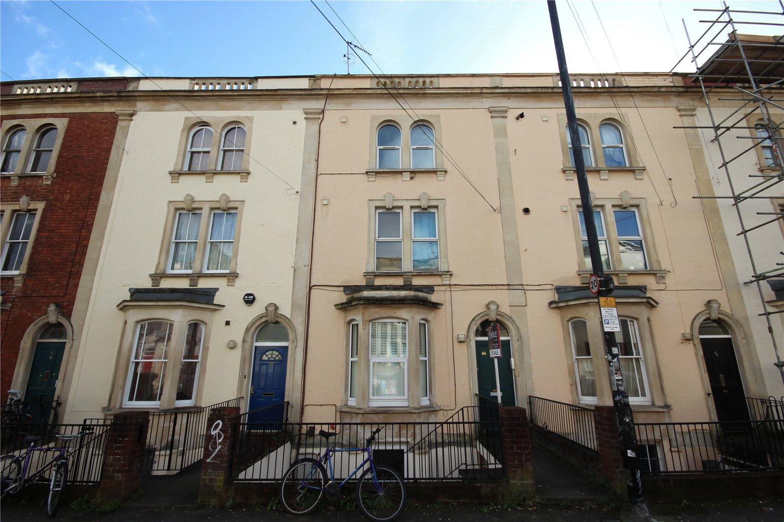 Cj Hole Bishopston 2 Bedroom Flat For Sale In City Road St