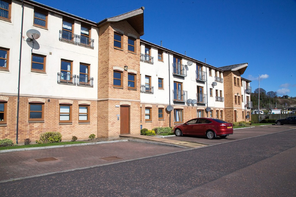 2 Bedrooms Apartment Flat for sale in Lord Gambier Wharf, Kirkcaldy KY1