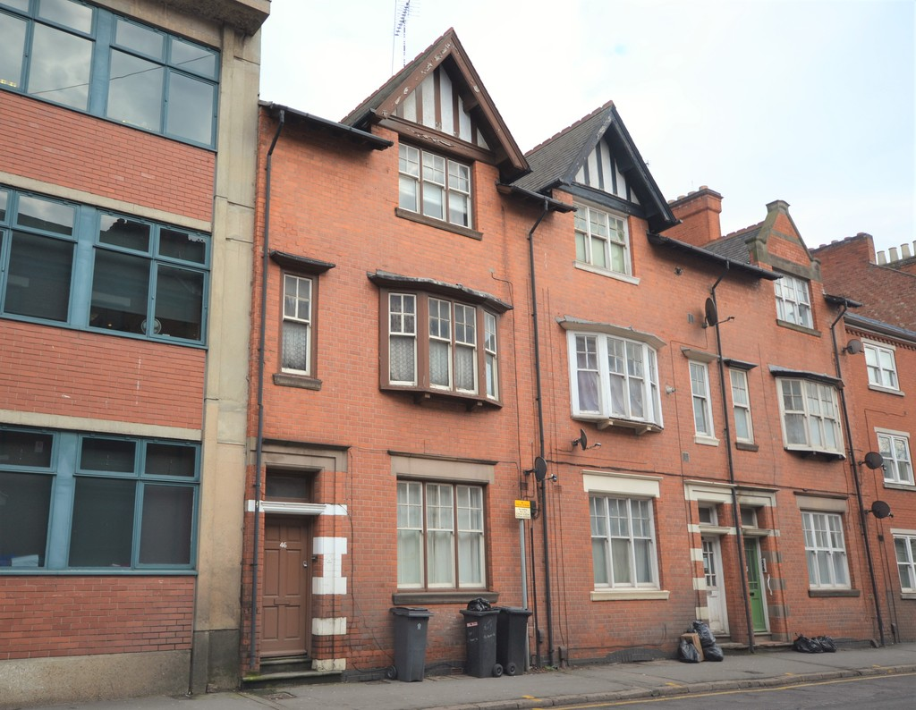 4 Bedrooms Terraced House for sale in Regent Road, City Centre LE1