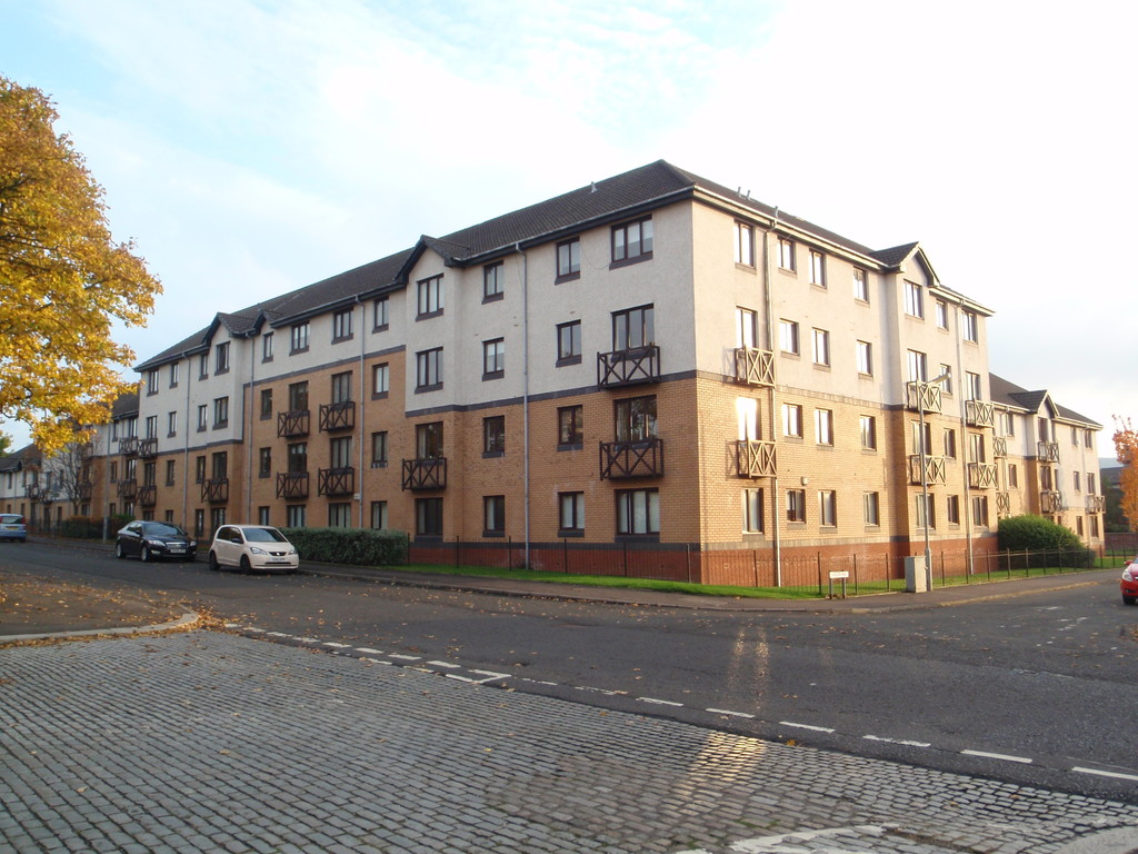 2 Bedrooms Apartment Flat for sale in Spoolers Road, Paisley PA1