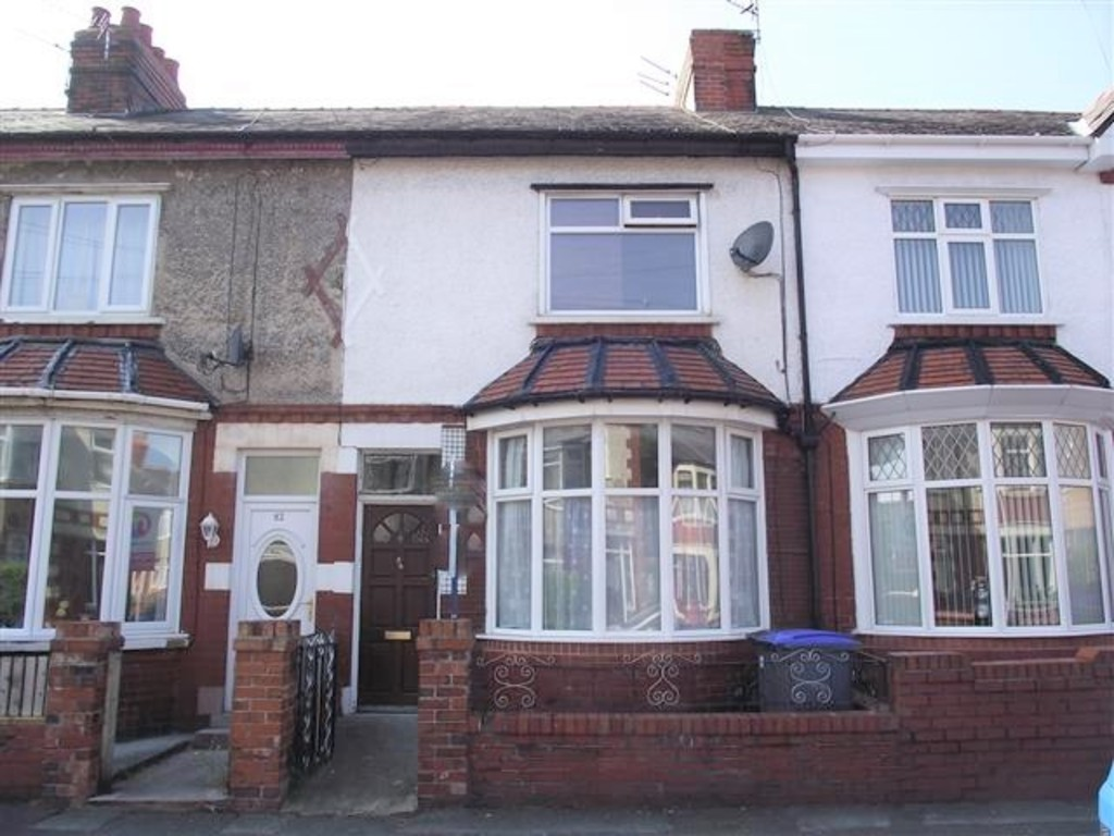 3 Bedrooms Terraced House for sale in Manchester Road , Blackpool FY3