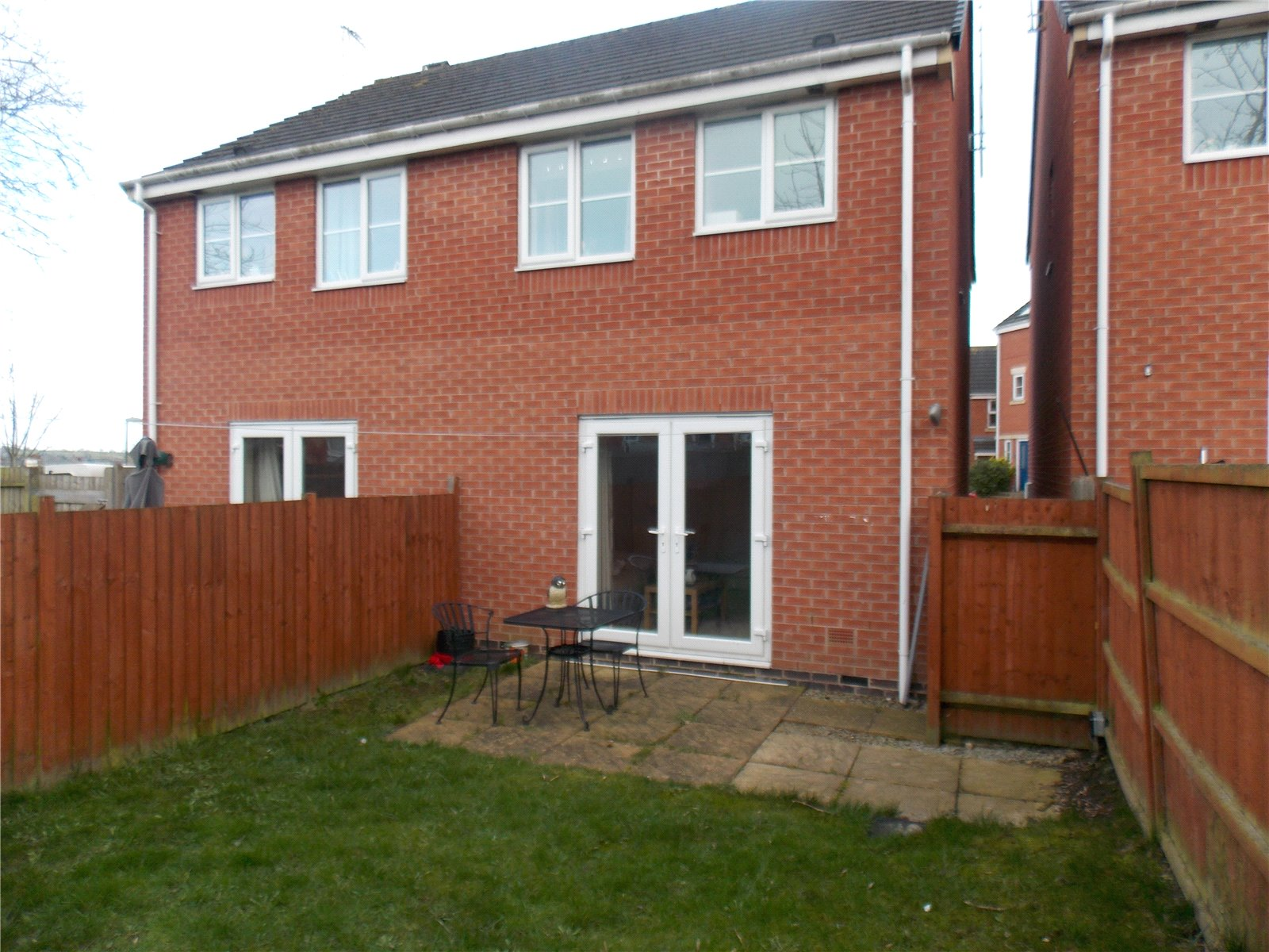 Whitegates Heanor 2 bedroom House to rent in Lapwing Close ...