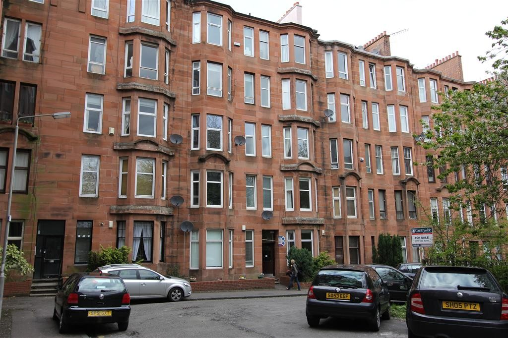 Martin Amp Co Glasgow Shawlands 1 Bedroom Flat Let In