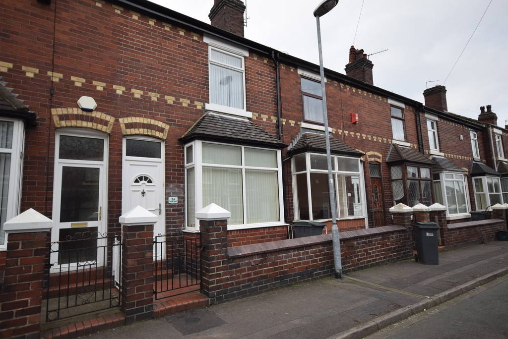 2 Bedrooms Terraced House for sale in Wade Street Burslem ST6