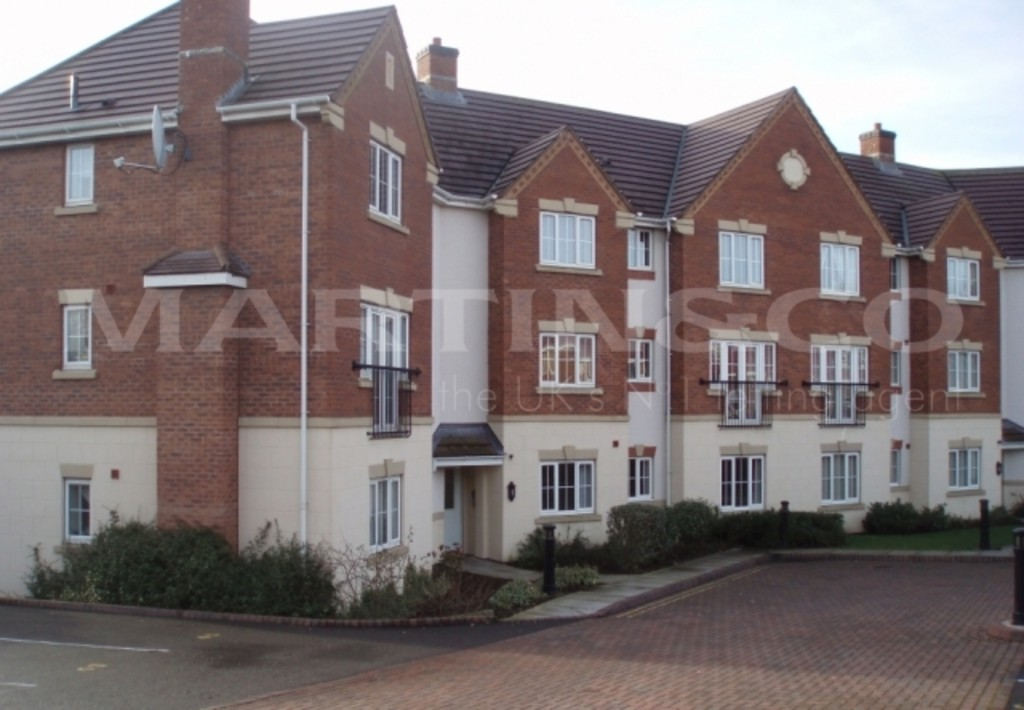 2 Bedrooms Apartment Flat for sale in Finchale Avenue, Priorslee TF2