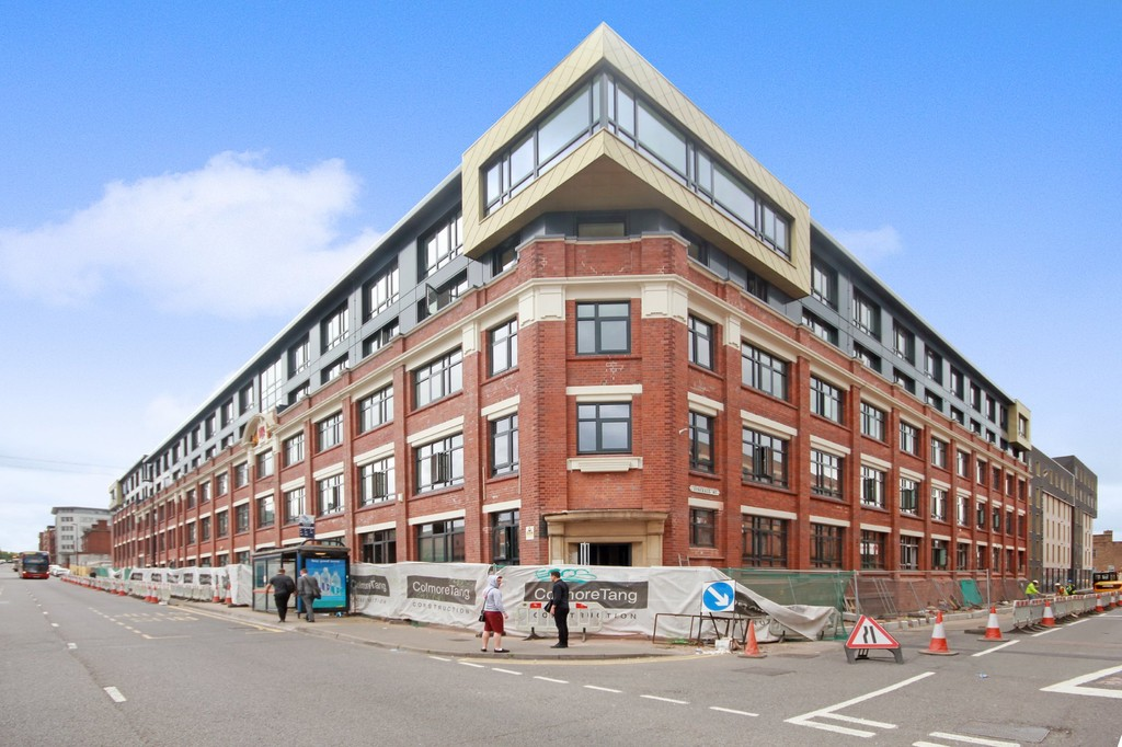 Property for sale in Cotton Lofts, Fabrick Square, Bradford Street, Digbeth B12