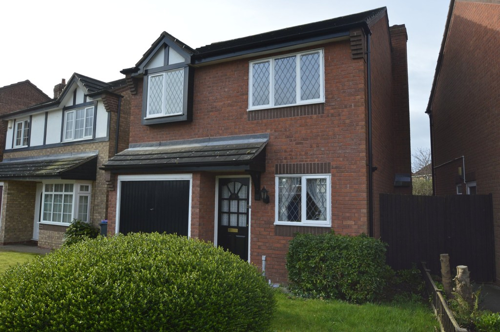 3 Bedrooms Detached House for sale in Shawbirch, Telford TF1