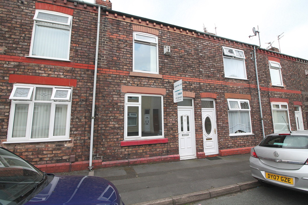 2 Bedrooms Terraced House for sale in Taylor Street, Widnes WA8
