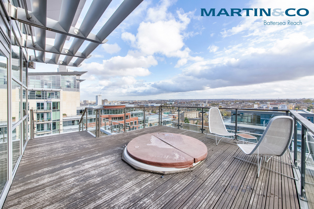 Martin Amp Co London Riverside 4 Bedroom Apartment For Sale