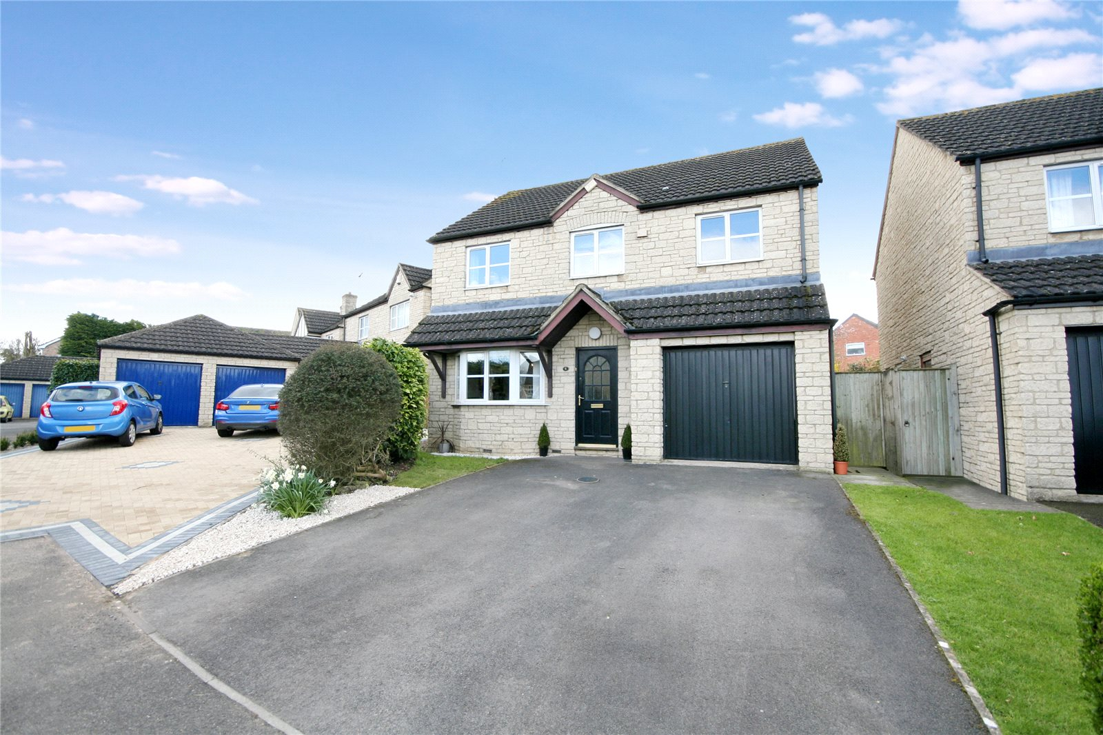 4 Bedrooms Detached House for sale in Frampton Mews The Reddings Cheltenham GL51