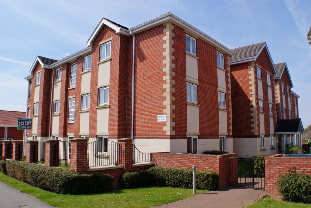 2 Bedrooms Apartment Flat for sale in Venables Court , Carlton Boulevard, Lincoln LN2