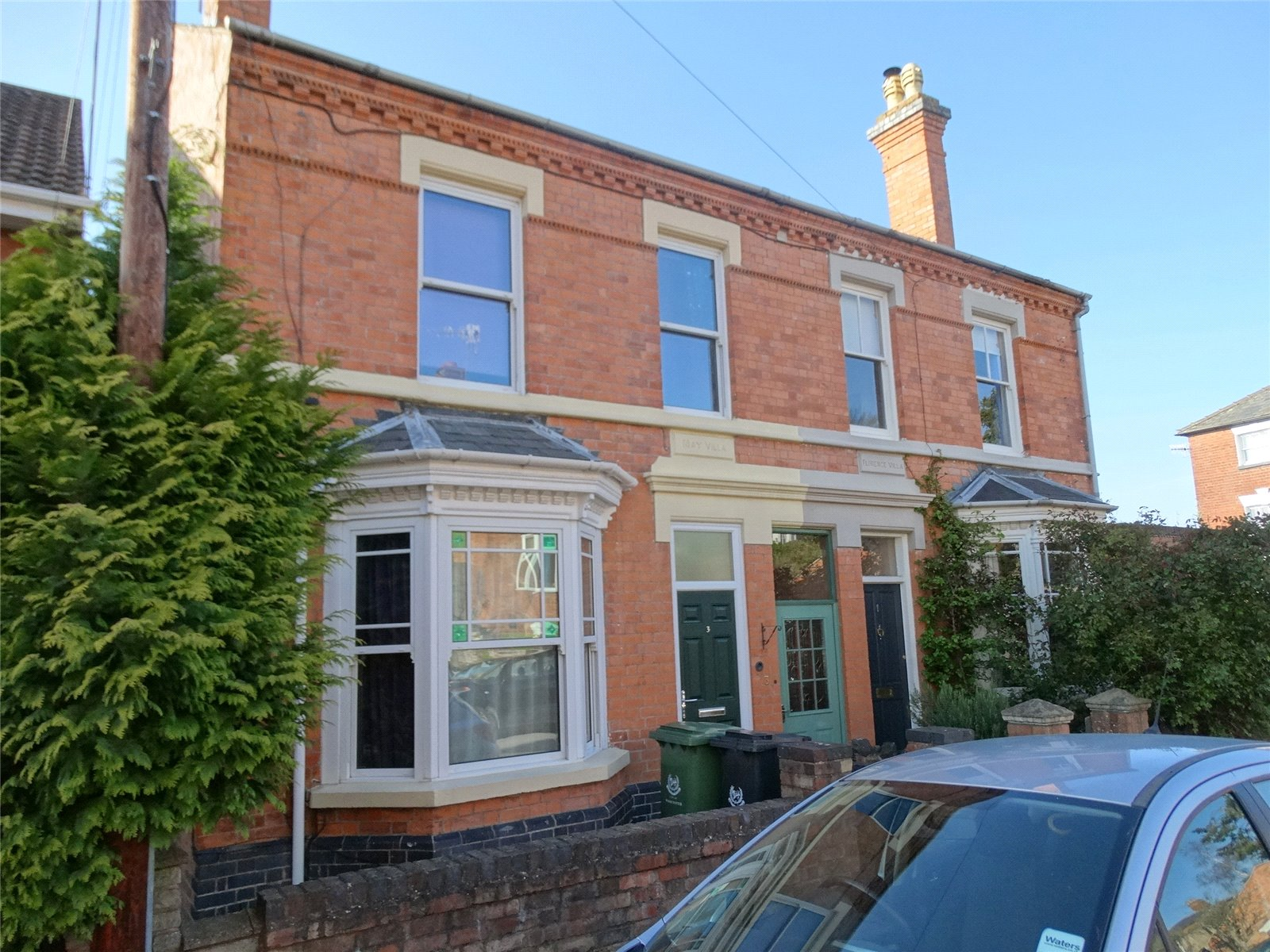 2 Bedrooms Semi Detached House for sale in Woolhope Road Worcester WR5