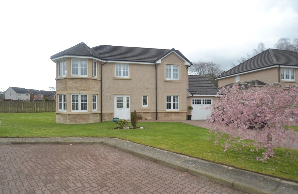 4 Bedrooms Detached House for sale in Sandpiper Meadow, Alloa FK10