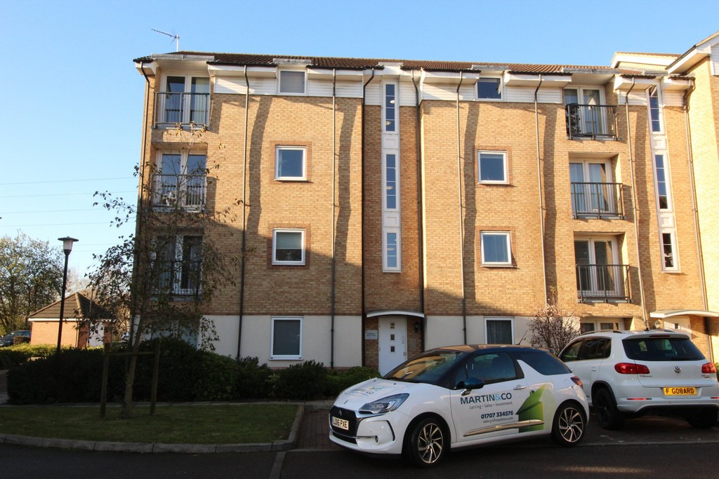 2 Bedrooms Apartment Flat for sale in Chequersfield, Welwyn Garden City AL7