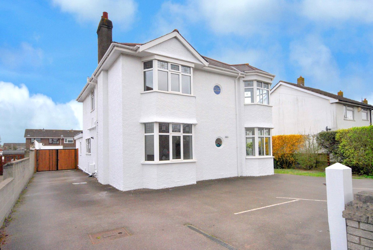 4 Bedrooms Detached House for sale in New Bristol Road Worle Weston-super-Mare BS22