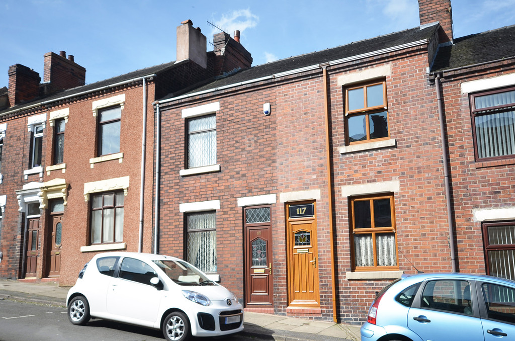 2 Bedrooms Terraced House for sale in Moston Street, Birches Head, Stoke On Trent ST1
