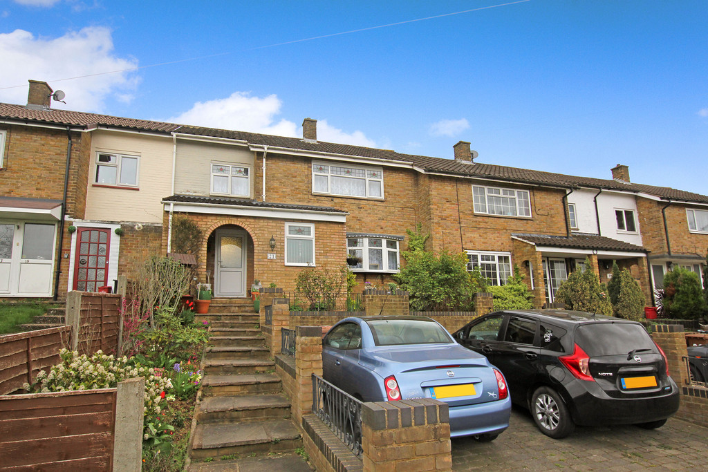 3 Bedrooms Terraced House for sale in Broadwater Crescent, Stevenage SG2