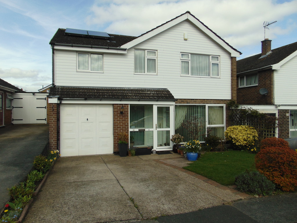 5 Bedrooms Detached House for sale in Tonbridge Mount, Wollaton , Nottingham NG8