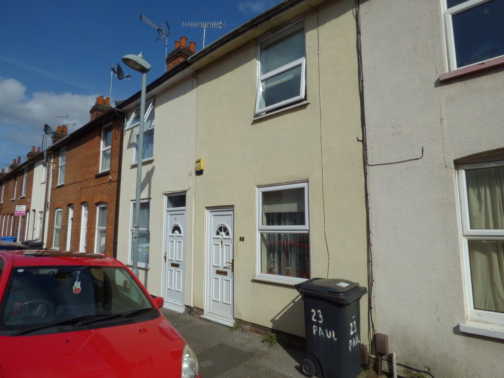 2 Bedrooms Terraced House for sale in Pauline Street IP2