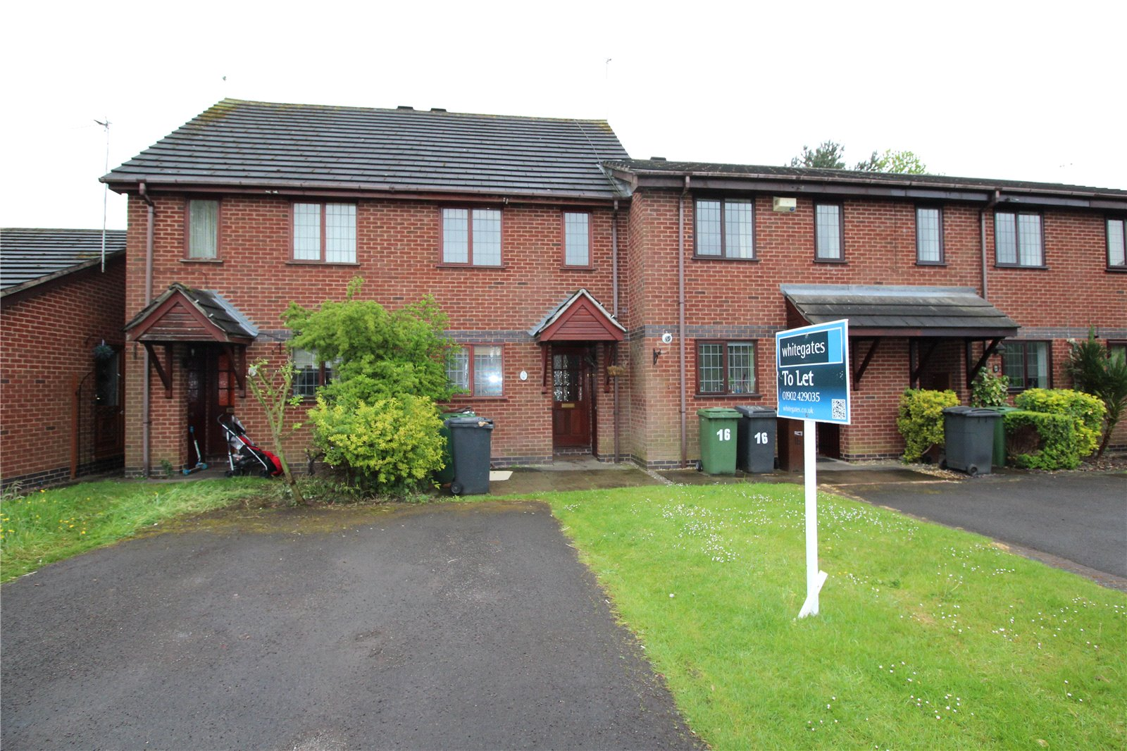 Whitegates Wolverhampton 2 Bedroom House To Rent In Tanfield Close Tettenhall Wood Wolverhampton Wv6 Whitegates