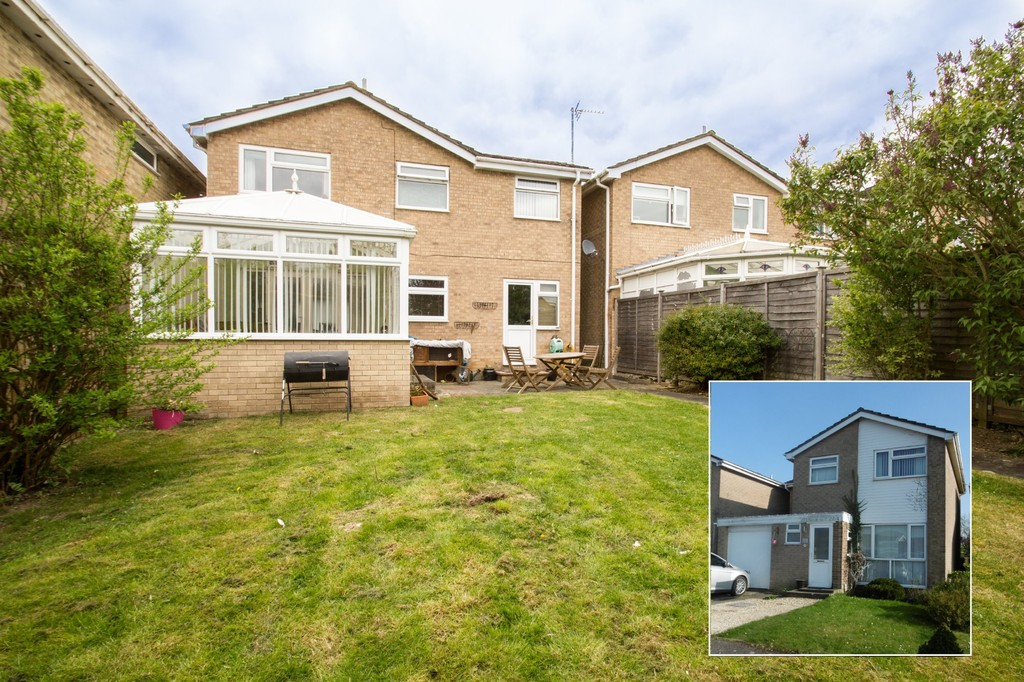 4 Bedrooms Detached House for sale in Edgeworth Drive, CARTERTON OX18