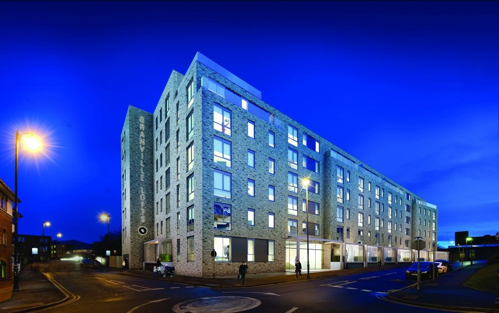 2 Bedrooms Apartment Flat for sale in Granville Lofts, Holliday Street, Birmingham, B1 B1
