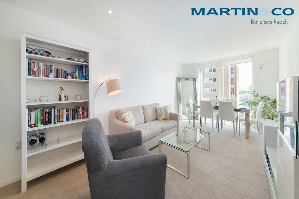 1 Bedroom Apartment Flat for sale in Jasmine House, Battersea Reach SW18