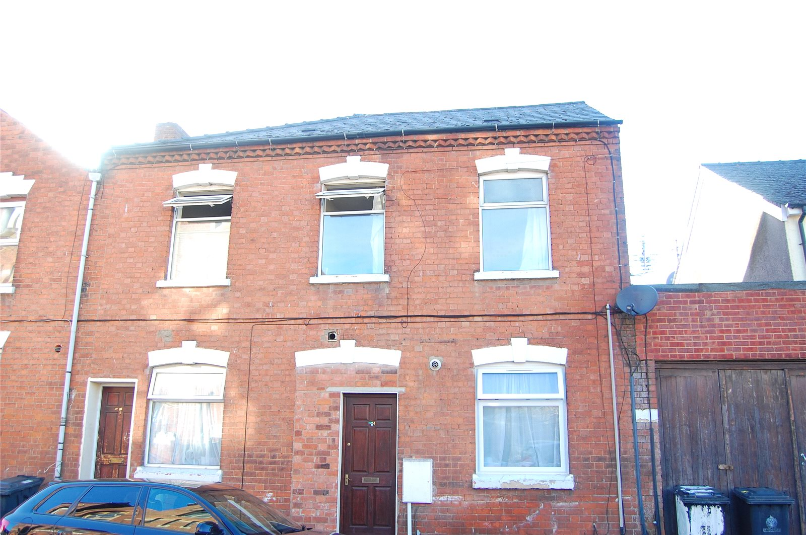 2 Bedrooms Flat for sale in Faulkner Street Gloucester GL1