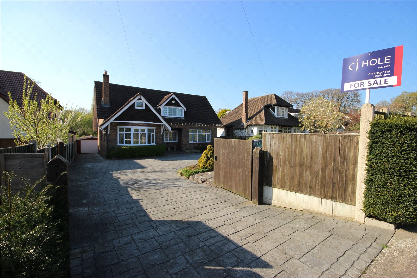 Cj Hole Henleaze 4 Bedroom House For Sale In Bell Barn