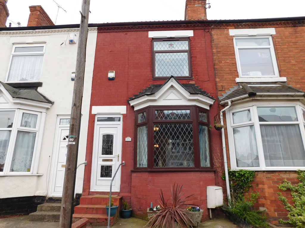 3 Bedrooms Terraced House for sale in Broxtowe Drive, Mansfield NG18