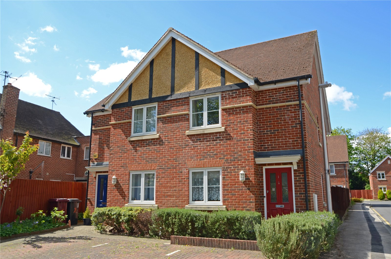 Parkers tilehurst 2 bedroom house to rent in hawley mews - 1 bedroom house to rent in reading ...