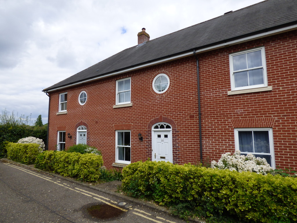 3 Bedrooms Terraced House for sale in Bury St Edmunds IP33