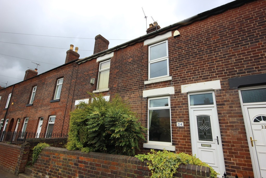 2 Bedrooms Terraced House for sale in Woodhouse Road, Intake, Sheffield S12