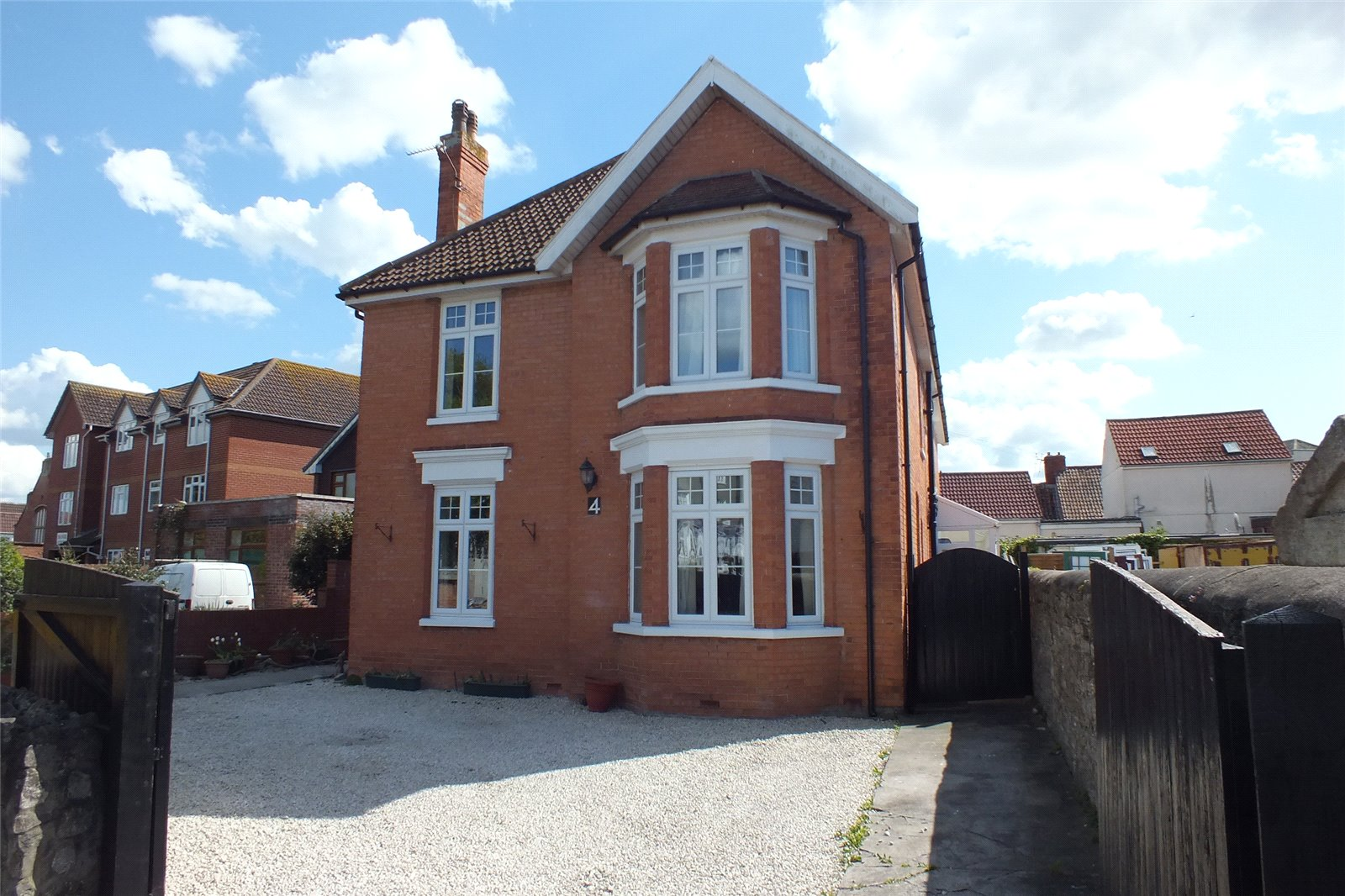 5 Bedrooms Detached House for sale in Manor Road Burnham on Sea Somerset TA8
